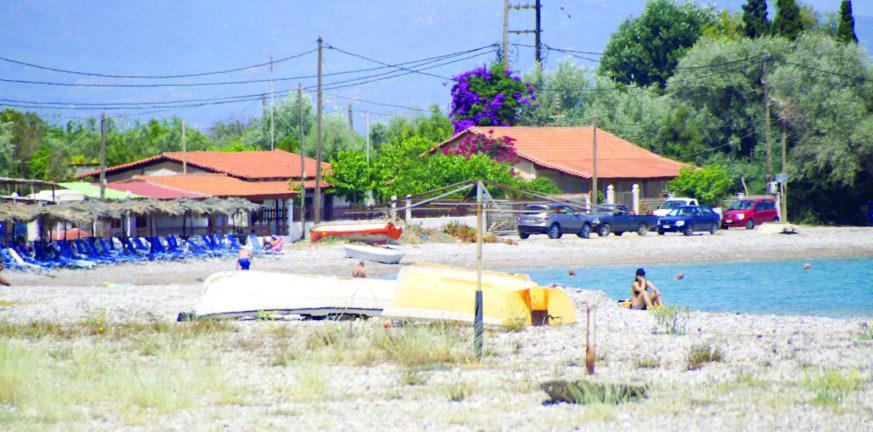 Αιγιάλεια: Κάποιοι έχουν...«ιδιωτικές» παραλίες