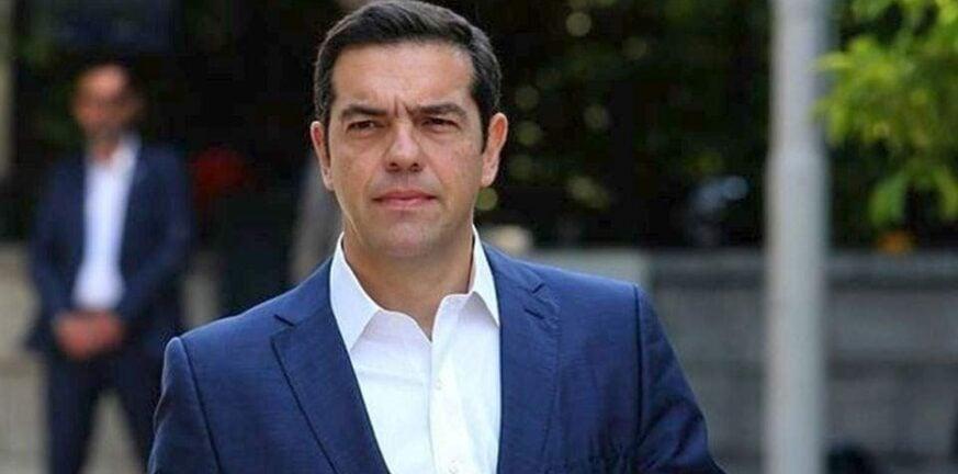 Τσίπρας: Η κυβέρνηση νίπτει τας χείρας της για τα γεγονότα στο ΕΠΑΛ Σταυρούπολης