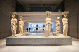 Γενέθλια την Κυριακή για το Μουσείο της Ακρόπολης