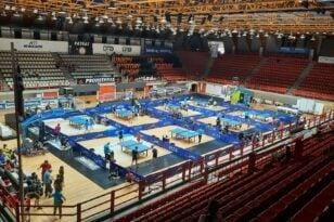 «Χάλκινος» Μαστρογιάννης στο Πανελλήνιο πρωτάθλημα πινγκ-πονγκ (pics)
