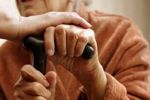 25244799 elderly hands