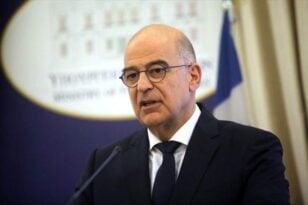 Ν. Δένδιας: Οι ΗΠΑ αναγνωρίζουν τη στρατηγική θέση της Ελλάδας