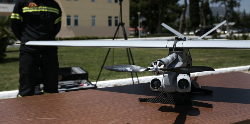 DRONE ΠΥΡΟΣΒΕΣΤΙΚΗ