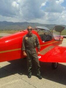 Πύργος: Τραγωδία - 20 μ. από το πατρικό του, έπεσε το αεροσκάφος του 58χρονου πιλότου!