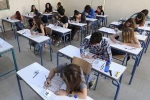 Πανελλήνιες 2021: Ομαλά ξεκίνησαν οι Εξετάσεις στη Δυτική Ελλάδα - Ο Διευθυντής εκπαίδευσης Κώστας Γιαννόπουλος στο pelop.gr