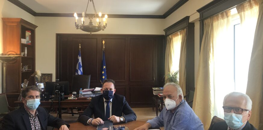 Αχαΐα: Επιβεβαίωση pelop.gr για κάθοδο Πέτσα - Τι θα ανακοινώσει