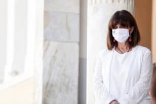 Σακελλαροπούλου: Υποδέχεται την ελληνική αποστολή από τους Παραολυμπιακούς Αγώνες στο Τόκυο