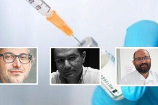 εμβολιαζόμαστε