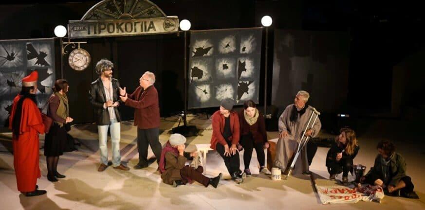 Πάτρα: Το πρόγραμμα του Φεστιβάλ Ερασιτεχνικού Θεάτρου Κρήνης