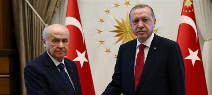 Ελληνοτουρκικά - Ξέφυγε ο Μπαχτσελί: Η Ελλάδα θα χάσει το κεφάλι της