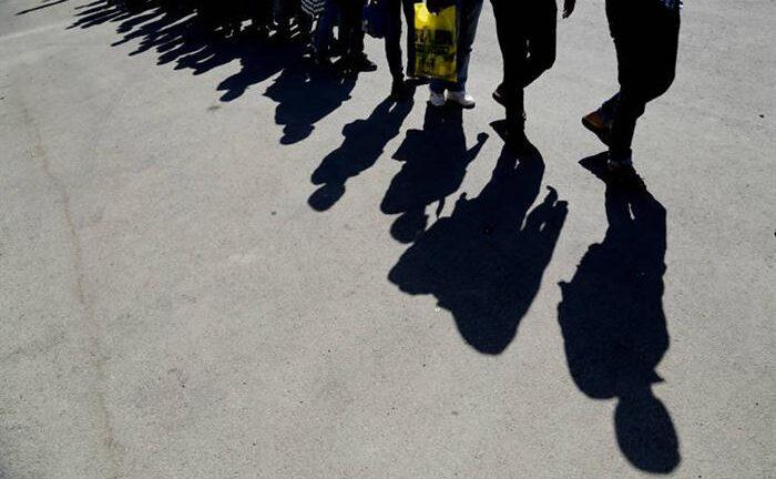 Ιόνια οδός: 11 μετανάστες κρύφτηκαν σε νταλίκα