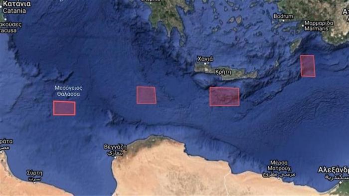 Τουρκία σε Ελλάδα, Ισραήλ και Ευρώπη: Θα μας ζητάτε άδεια για εργασίες στην Ανατολική Μεσόγειο