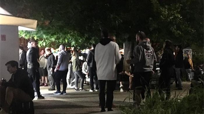 Αχαΐα: Βρήκαν 98 άτομα σε σπίτι στο Μιντιλόγλι - Το μεγαλύτερο πρόστιμο στη χώρα
