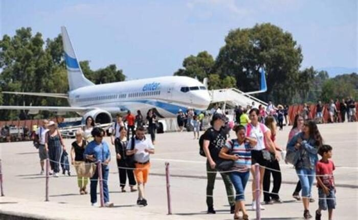 Αχαΐα: Πρεμιέρα τουρισμού σήμερα - Ερχεται η πρώτη πτήση στον Αραξο