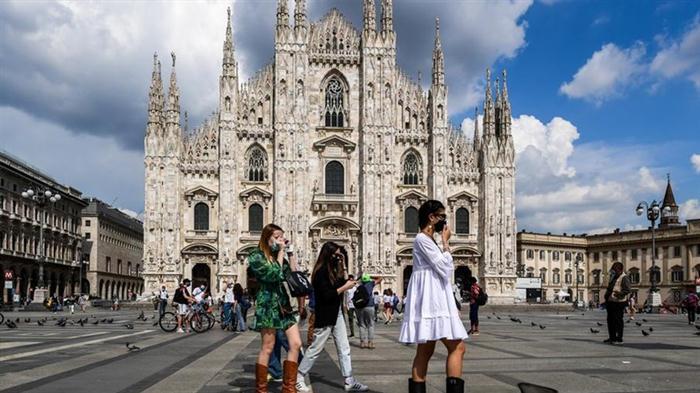 Ιταλία: 3 Ιουνίου αρχίζουν οι εμβολιασμοί για τους άνω των 16 ετών
