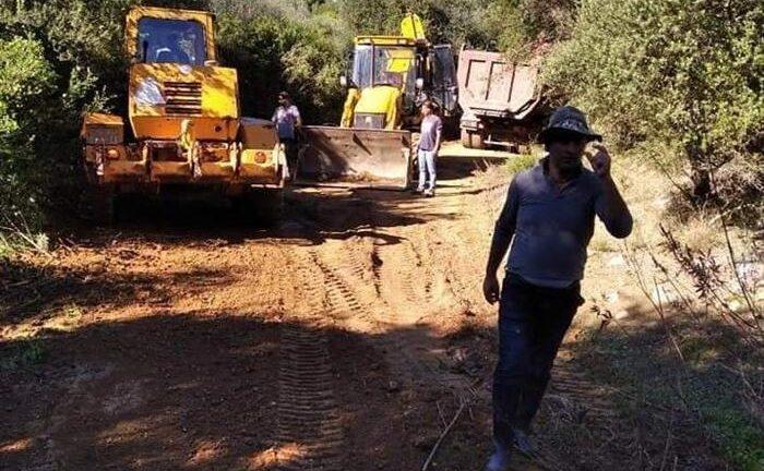 Ερύμανθος: Νέα παράταση για την οδοποιία προς Βετέϊκα και Ρακίτα