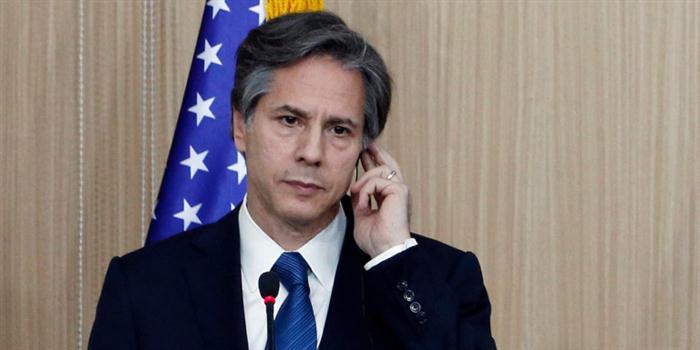 """Μεσανατολικό-Μπλίνκεν: Η """"λύση των δύο κρατών"""" παραμένει η μόνη επιλογή"""