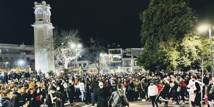 Ξάνθη: Τι απαντά ο δήμος για το ξέφρενο καρναβαλίστικο πάρτι