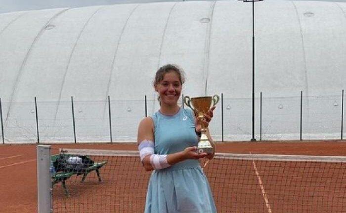 Τένις: Στο Νο 22 της παγκόσμιας κατάταξης η Λάκη