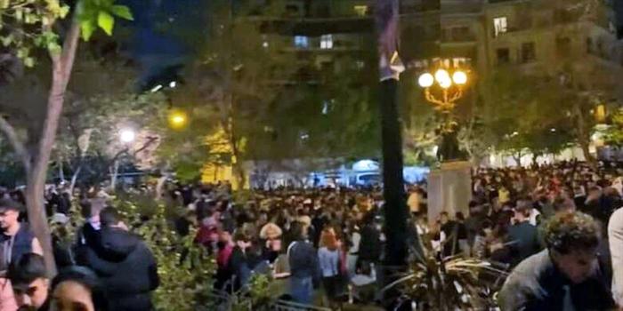 Κορονοπάρτι στην Κυψέλη: Ταυτοποιήθηκε ο DJ