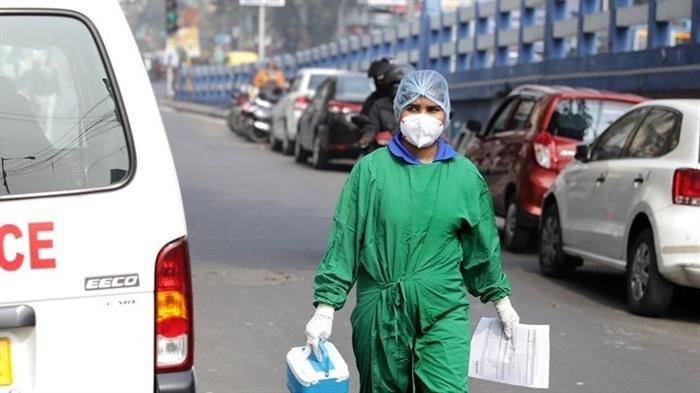 Ινδία: Νέο τραγικό ρεκόρ 1.761 θανάτων εξαιτίας της Covid-19, σε 24 ώρες