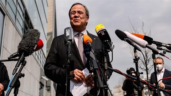 Το προεδρείο του CDU στηρίζει τον αρχηγό του Άρμιν Λάσετ ως υποψήφιο καγκελάριο της Χριστιανικής Ένωσης