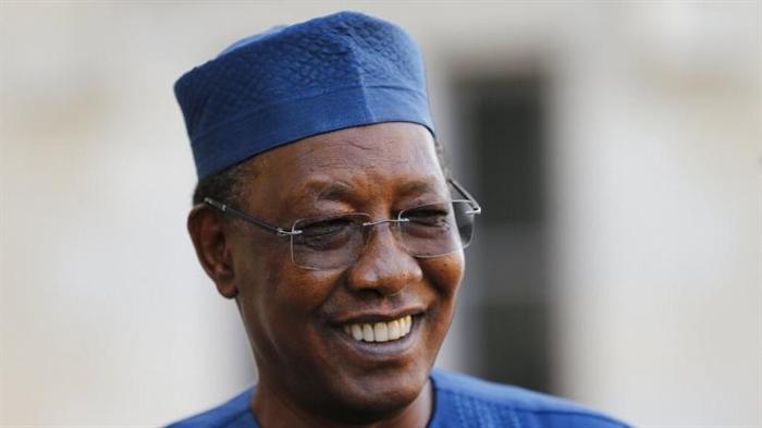 Γάζωσαν τον πρόεδρο του Τσαντ οι αντάρτες...