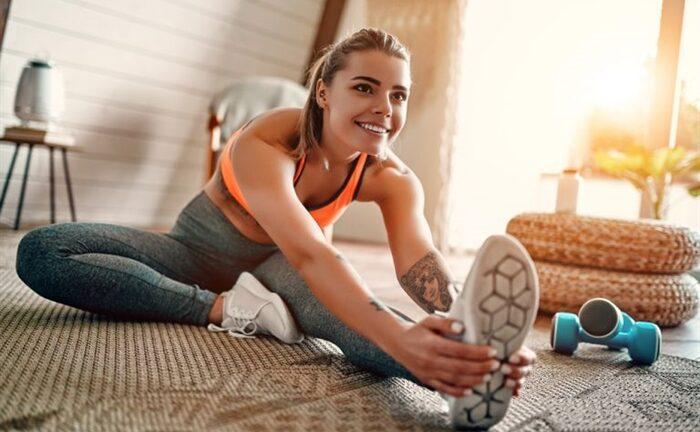 Συμβουλές για να μην παρατήσετε τη γυμναστική στο σπίτι