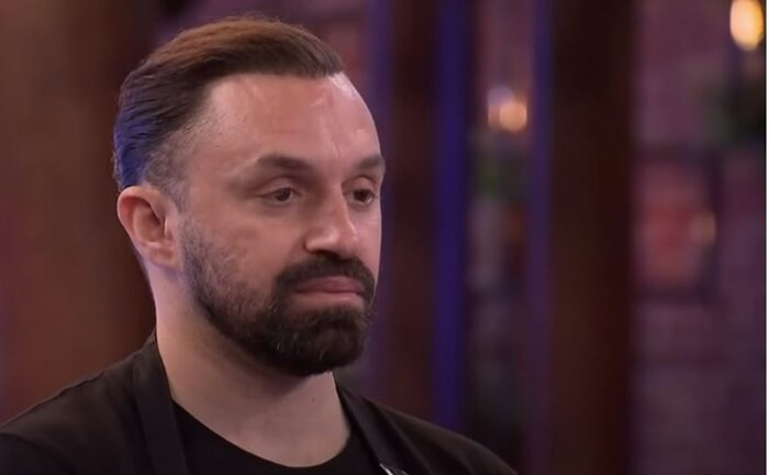 MasterChef: Αποχώρησε ο Πατρινός Ν. Σκορδάκης (ΒΙΝΤΕΟ)