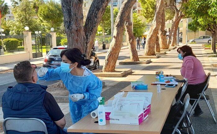 Αίγιο: Καθαρή από νέα κρούσματα η πόλη