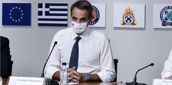 Στην Κρήτη το Σάββατο ο Μητσοτάκης