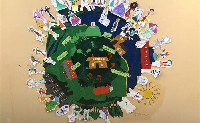Το «αύριο που φανταζόμαστε» δημιούργησαν μαθητές από όλη την Ελλάδα