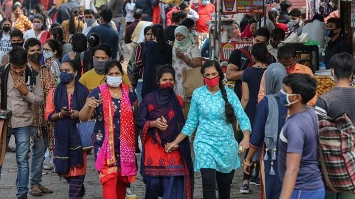 Ξεπέρασαν τα 27 εκατομμύρια τα κρούσματα του νέου κορονοϊού στην Ινδία