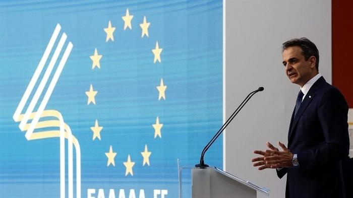 Κυρ. Μητσοτάκης: Η Ευρώπη ήταν πάντα εκεί για την Ελλάδα, όπως και η Ελλάδα ήταν και είναι εδώ για την Ευρώπη