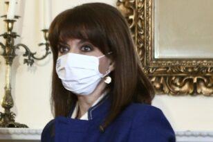 katerina sakellaropoulou maska