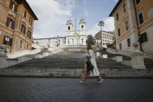 lockdown italia koronoios