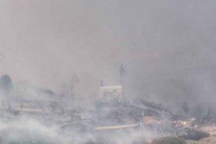 Φωτιά στην Πάρο: Ενισχύονται οι Πυροσβεστικές δυνάμεις