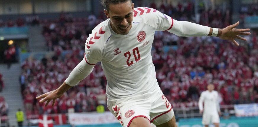 Η Δανία διέλυσε τη Ρωσία με 4-1