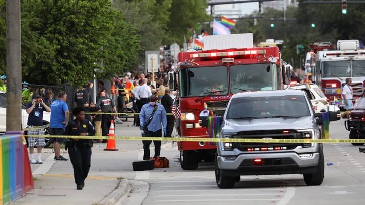 ΗΠΑ: Ένας νεκρός και ένας τραυματίας σε δυστύχημα κατά τη διάρκεια Pride Parade