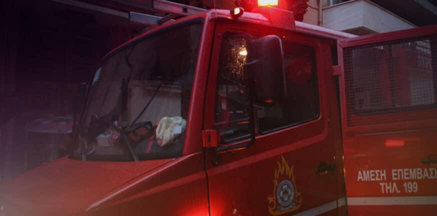 Δυτική Αχαΐα: Φωτιά στη Χαραυγή ΝΕΟΤΕΡΑ