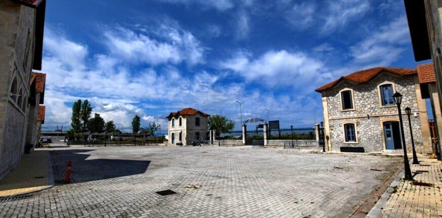 Παλαιά Σφαγεία Το στρατηγείο του Καρναβάλου