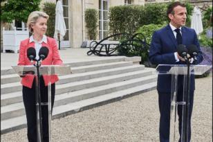 """""""Πράσινο φως"""" της Κομισιόν στο γαλλικό σχέδιο ανάκαμψης και ανθεκτικότητας"""