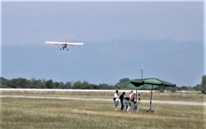 Πύργος - Απανθρακωμένοι δύο άνδρες από την πτώση αεροσκάφους - Απογείωση από το Μεσολόγγι (ΦΩΤΟ - ΒΙΝΤΕΟ)