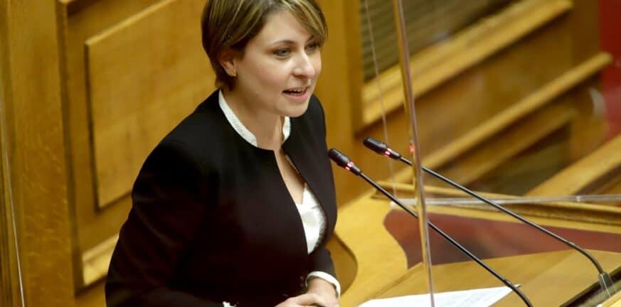 Αλεξοπούλου για κύρωση ελληνογαλλικής συμφωνίας: Η Ελλάδα μας σήμερα πιο ισχυρή από ποτέ!