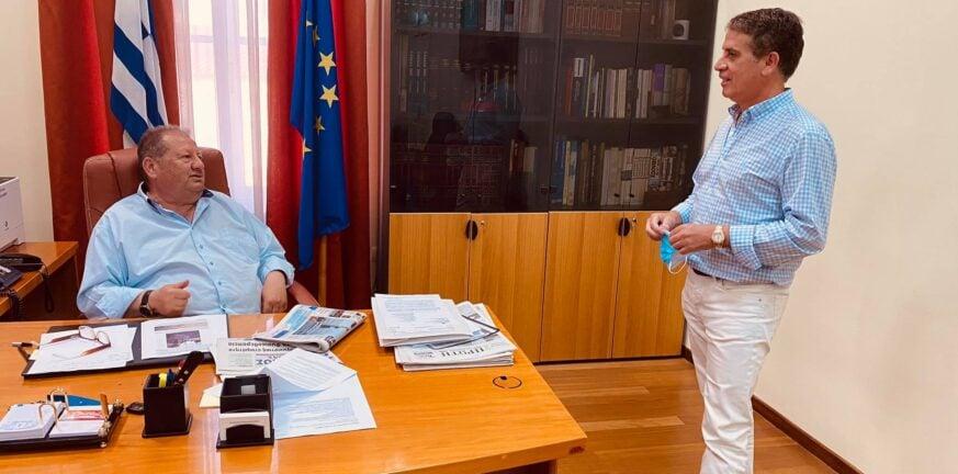 Αιγιάλεια -Γούτος για αποχέτευση: «Τελετή για μικροπολιτικούς λόγους από τον κ. Καλογερόπουλο»