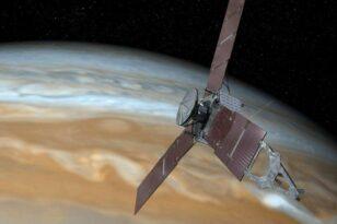 NASA: Eντυπωσιακό βίντεο γύρω από τον Δία υπό τη μουσική του Βαγγέλη Παπαθανασίου