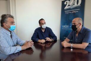Δυτ. Αχαΐα: Ξεκινούν άμεσα εργασίες για την κατασκευή της Γέφυρας στην Καλογριά