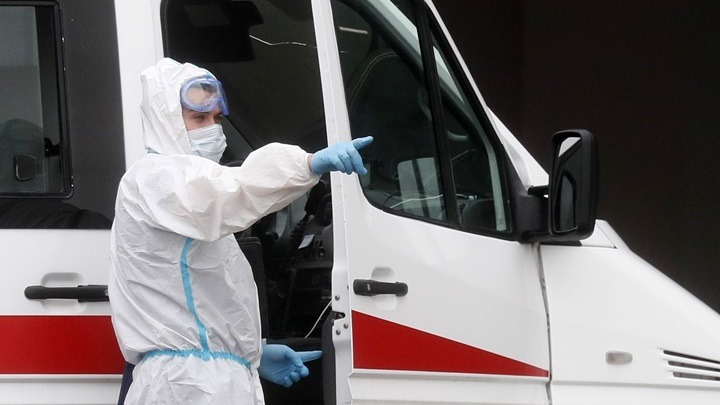 Ρωσία: 17.856 νέα κρούσματα Covid-19 και 790 θάνατοι