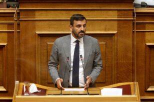 Νικολακόπουλος: Αναγκαίος ο συνδετήριος δρόμος της Ολυμπίας με τη θάλασσα