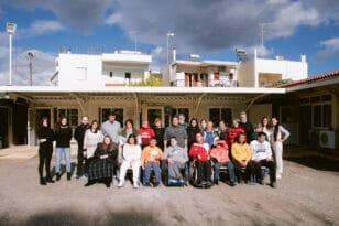 ΕΚΑΜΕ Αιγίου: Κάναμε το στίγμα της αναπηρίας, αγάπη